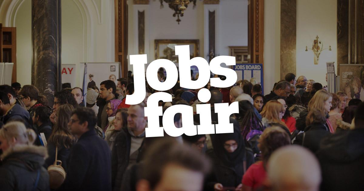 Job Fairs | Recruitment Events across the UK