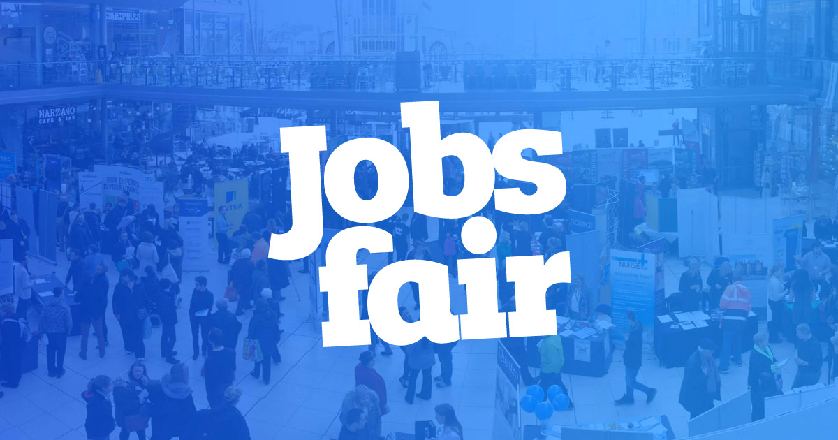 Job Fairs Recruitment Events Across The Uk