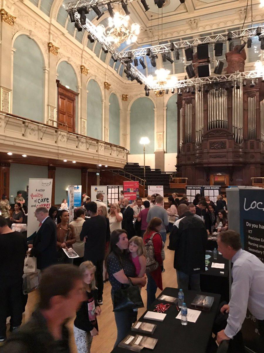 Recruitment Events across the UK