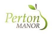 Perton Manor logo CMYK
