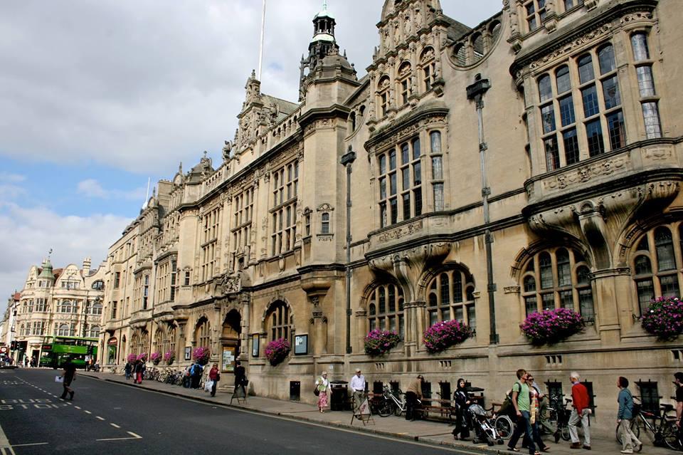 Oxford Jobs Fair