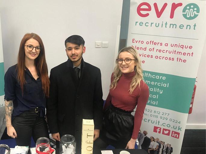 EVR Recruitment