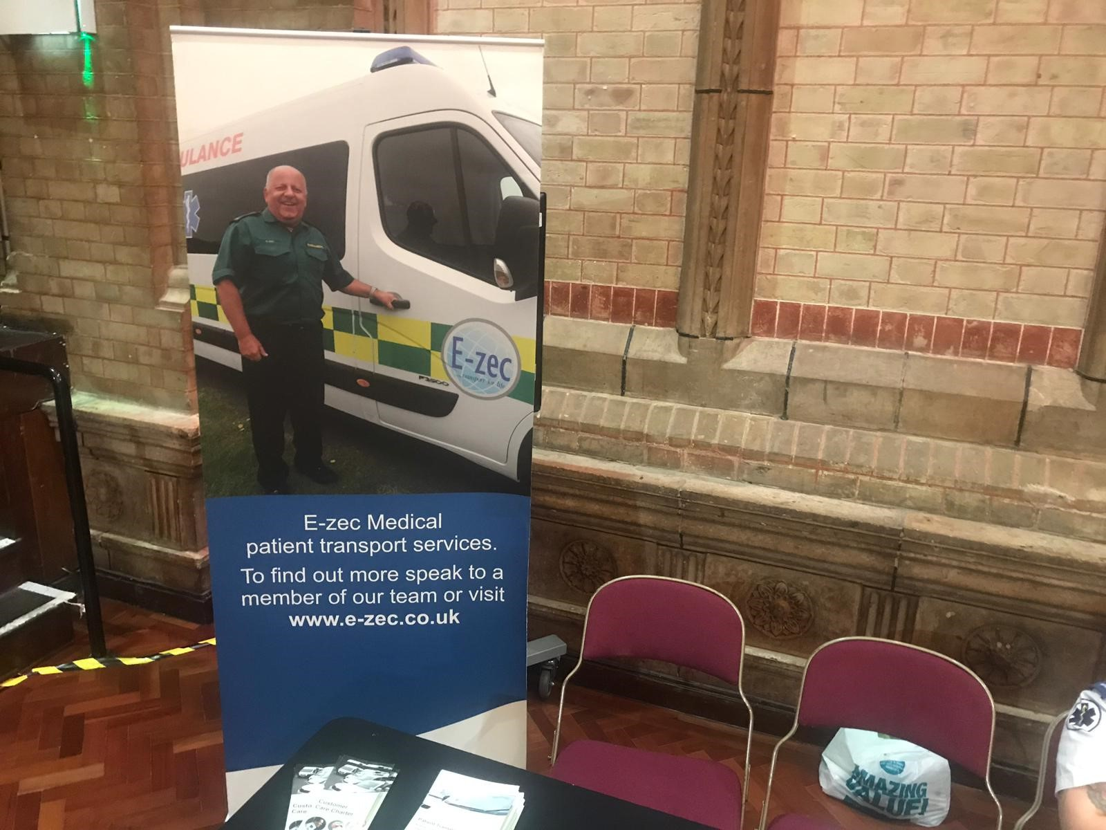 E-Zec Medical Transport Services