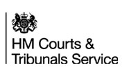 HM Courts and Tribunal Service Centres