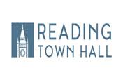 Reading venue's logo
